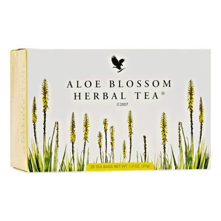 [200] Aloe blossom herbal tea