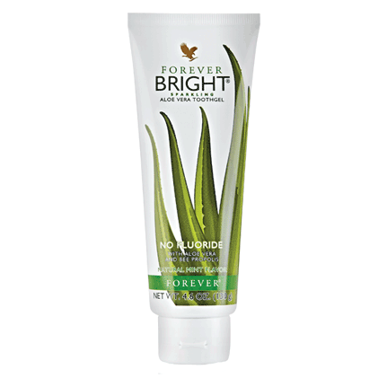 [28] Forever bright aloe toothgel